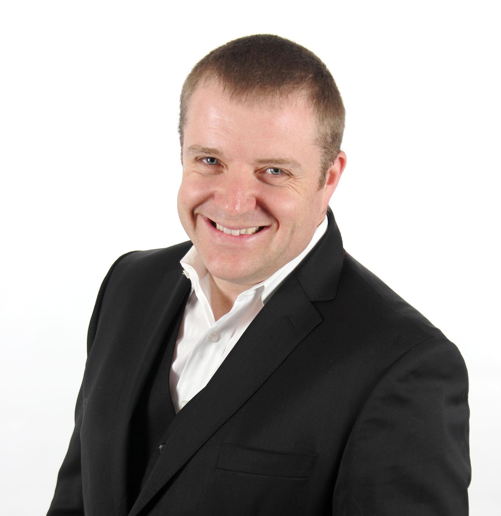 Darren Fleming, MBA