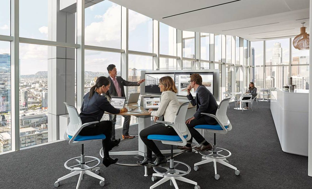 Creating Agile Work Environments – Part 3 – Characteristics of An Agile Environment: Purposeful Collaboration Spaces