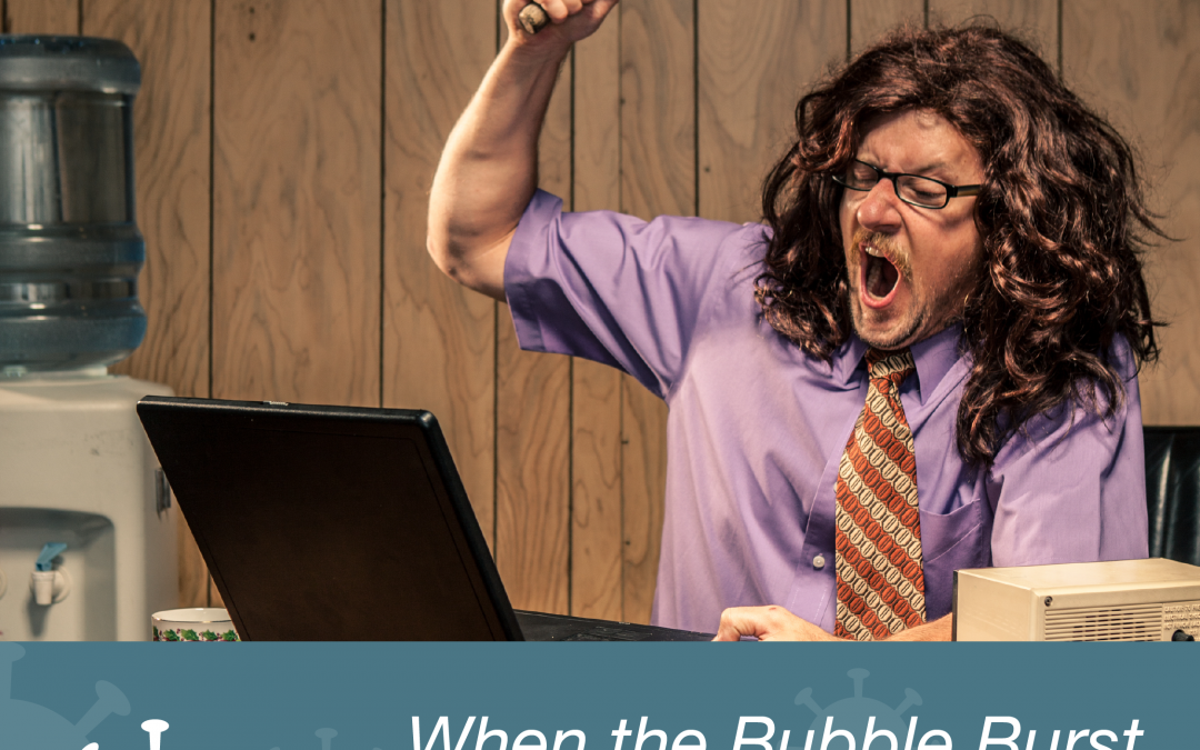 When the Bubble Burst: Lessons for COVID-19