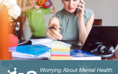 Worrying About Mental Health: Office Transformation COVID-19