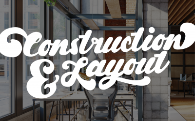 Construction and Layout: Office Transformation COVID-19