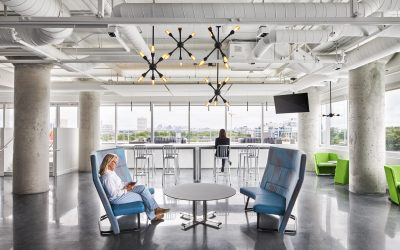 Construction and Layout: Furniture, flexibility, and adaptability moving forward
