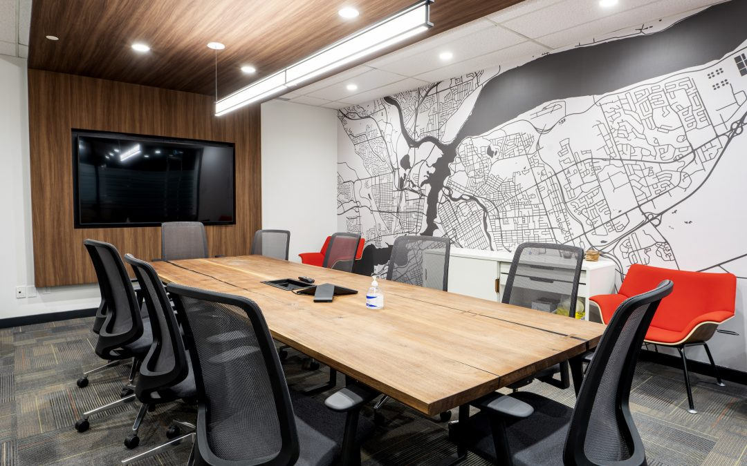 Construction and Layout: Office Evolution with Richard Newbury of Creative Friction
